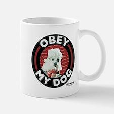 Obey My Dog Mug