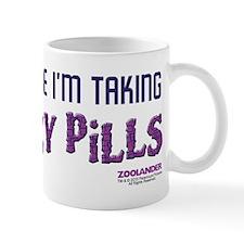 Crazy Pills Small Small Mug