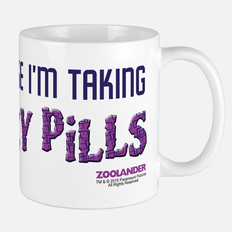 Crazy Pills Small Small Mug