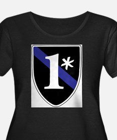 Cool Thin blue line T