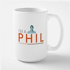 Modern Family I'm a Phil Large Mug