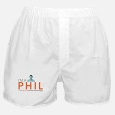 Modern Family I'm a Phil Boxer Shorts