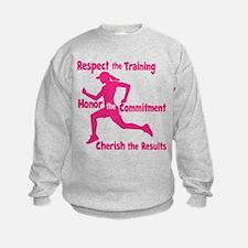 CHERISH RUNNING Sweatshirt
