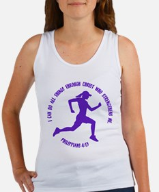 PHILIPPIANS 4:13 Women's Tank Top
