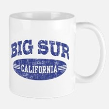 Big Sur California Mug