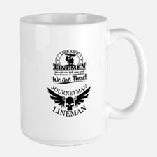 line life journeyman Mugs
