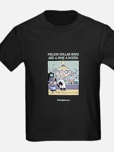 Million Dollar Ideas T-Shirt