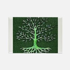Funny Imbolc Rectangle Magnet