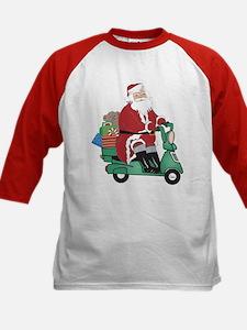 Motorcycle Santa Tee