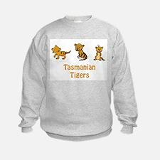 Tasmanian Tiger Cuties Sweatshirt