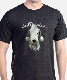 Bedlington Dad2 T-Shirt