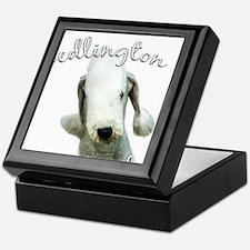 Bedlington Dad2 Keepsake Box