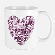 Hate Valentine's Day Mugs
