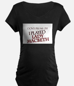 Unique Shakespeare macbeth T-Shirt
