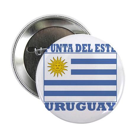 "Punta del Este, Uruguay 2.25"" Button (10 pack)"