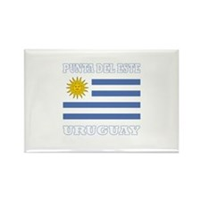 Punta del Este, Uruguay Rectangle Magnet
