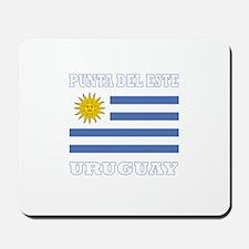 Punta del Este, Uruguay Mousepad