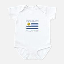 Punta del Este, Uruguay Infant Bodysuit