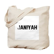 Janiyah Tote Bag