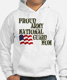 Cool Army national guard Hoodie