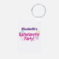 Bachelorette Party (p) Keychains