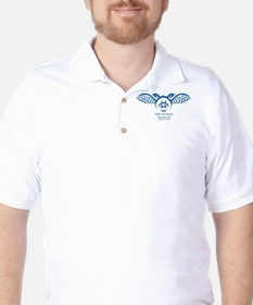 Blue Pigs Fly T-Shirt