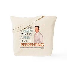 Modern Family Peerenting Tote Bag