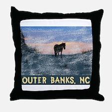 Cute Obx Throw Pillow