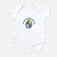 Colonia del Sacramento, Urugu Infant Bodysuit