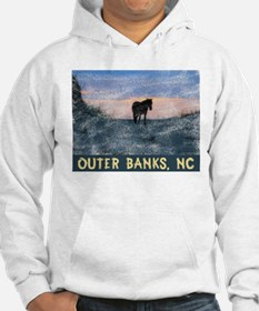 Outer Banks Dune Wild Horse Hoodie
