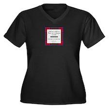 The Best Scottish Apple Plus Size T-Shirt