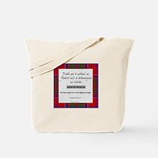 The Best Scottish Apple Tote Bag