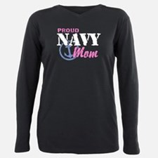 Cool Proud army mom of son Plus Size Long Sleeve Tee
