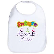 Unique Accordion Bib