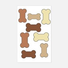 Unique Dog biscuit Decal