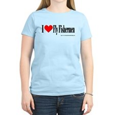 I Heart Fly Fishermen T-Shirt