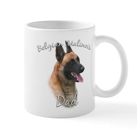 Malinois Dad2 Mug