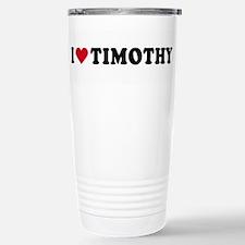 Funny Timothy Thermos Mug
