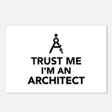 Trust me I'm an Architect Postcards (Package of 8)