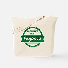 World's best Engineer Tote Bag