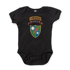 Cute Special ops Baby Bodysuit