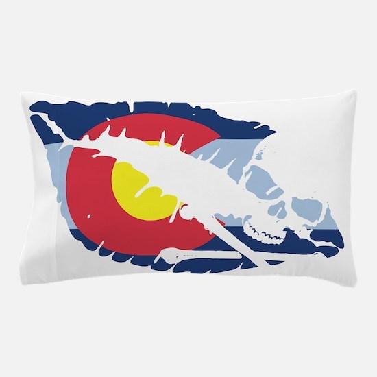 colorado kiss Pillow Case