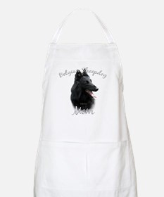 Sheepdog Mom2 BBQ Apron