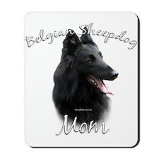 Sheepdog Mom2 Mousepad