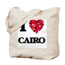 I love Cairo Egypt Tote Bag