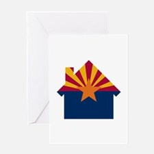 Arizona Home Greeting Cards