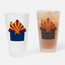 arizona home Drinking Glass