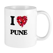 I love Pune India Mugs