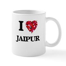 I love Jaipur India Mugs