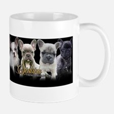 Seduire French Bulldogs Mugs